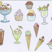 Different Ice Creams
